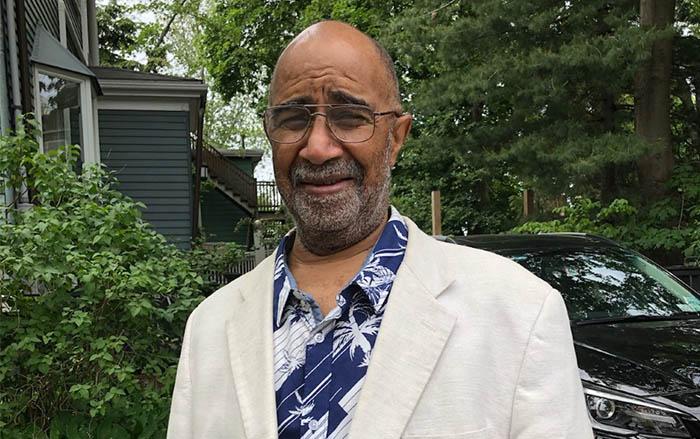 Professor Seward Hunter