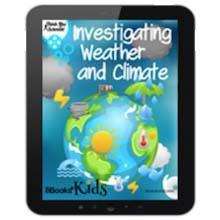 "Cambridge College alumnus Sean Musselman's book ""Investigating Weather and Climate"""