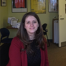 Rebecca Heimel, Cambridge College Associate Director for Online Programs and Strategic Initiatives
