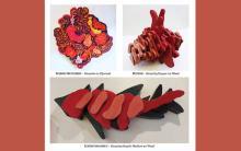 Marjorie Kaye sculptures